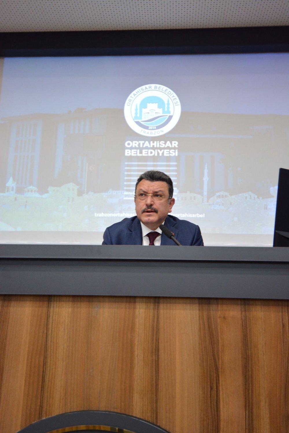 Ortahisar Belediye Meclisinden kınama! 4 Parti de imzaladı