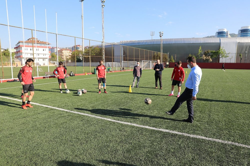 Başkan Ekim'den Sebatspor'a destek çağrısı