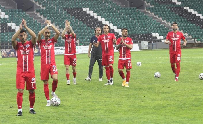 Hekimoğlu Trabzon finali Trabzon'a bıraktı