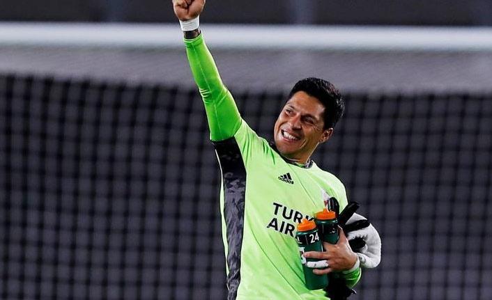Trabzonspor'un istediği Perez kaleye geçti takımı kazandı!