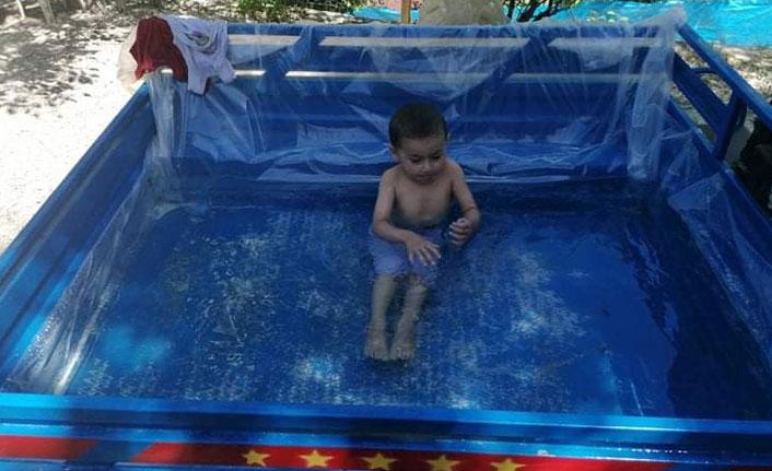Patpat kasasında Karadeniz usulü havuz