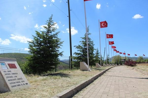Tam 28 yıl geçti! biri Trabzonlu 33 Mehmetçik şehit olmuştu