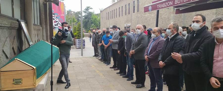 Ömer Sağıroğlu'nun acı günü! Son yolculuğuna uğurlandı