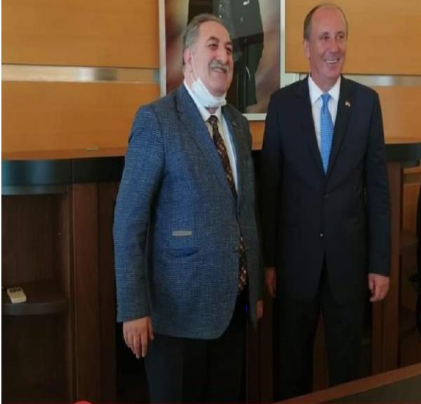 Memleket Partisi Artvin'de Örgütleniyor