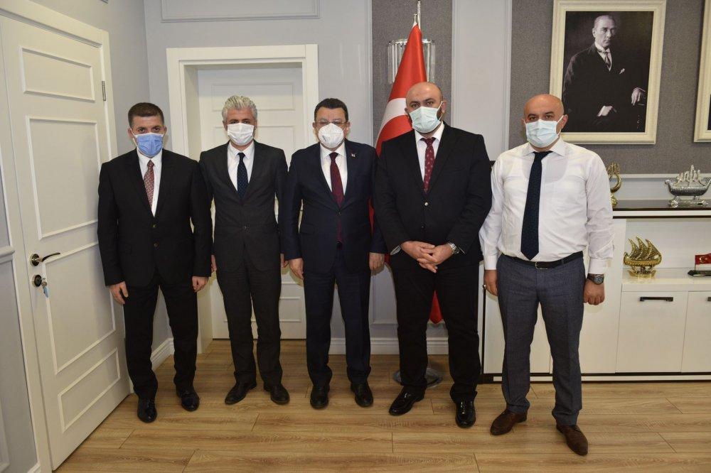"""Genç: """"Şehir Hastanesi Trabzon'un prestij projesi!"""""""