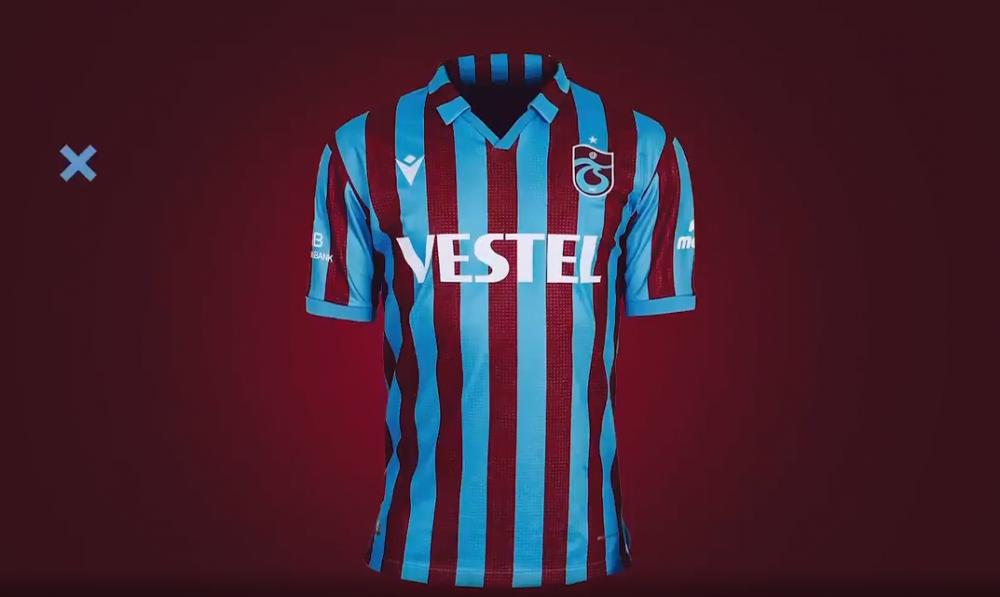 İşte Trabzonspor'un 2021-22 formaları!