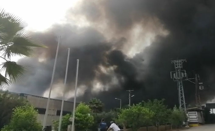 Yangın, itfaiye ekiplerinin yoğun çabası sonucu kontrol altına alındı.