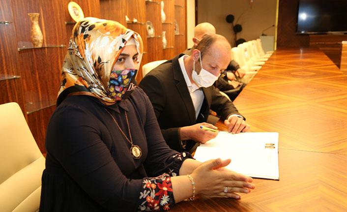 Rize- Azerbaycan aşkı pandemiye takıldı