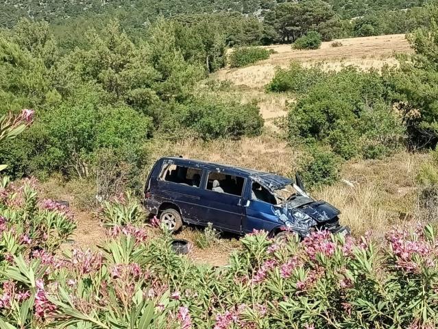Mersin'den Trabzon'a acı haber! Kazada hayatını kaybetti