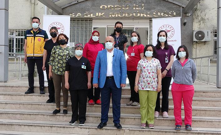 """Sağlık Müdürü Kasapoğlu açıkladı! """"Fındık zamanı gelmeden..."""""""