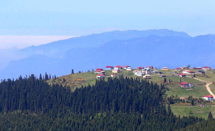 Trabzon'un yaylaları ziyaretçilere kapılarını açtı