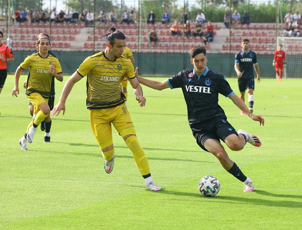 Trabzonspor Malatyaspor'u farklı geçti