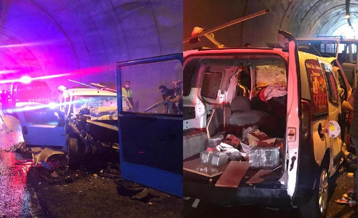 Giresun'daki feci kazada ölü sayısı arttı