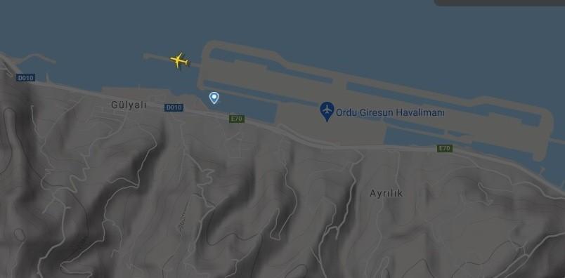 Ordu-Giresun Havalimanı'ndaki bomba ihbarı