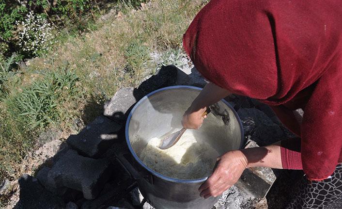 Gümüşhane'nin 'deleme peyniri' tescillendi