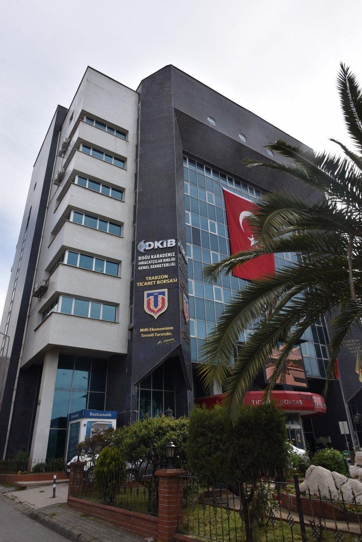 Trabzon Ticaret Borsası 95 yaşında