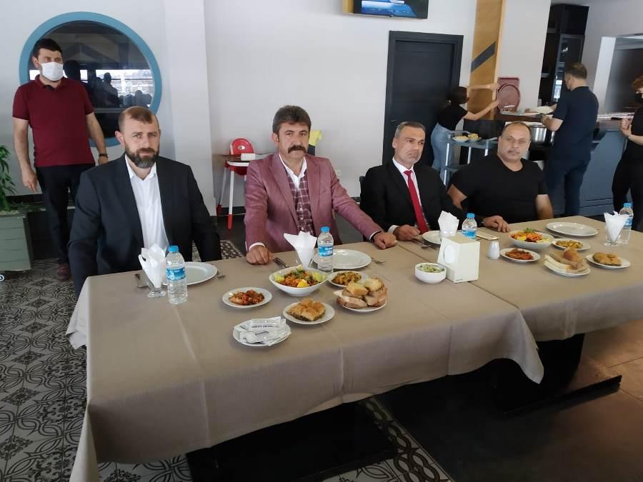 """Turan Altuntaş: """"Ekmeğimize sahip çıkalım"""""""