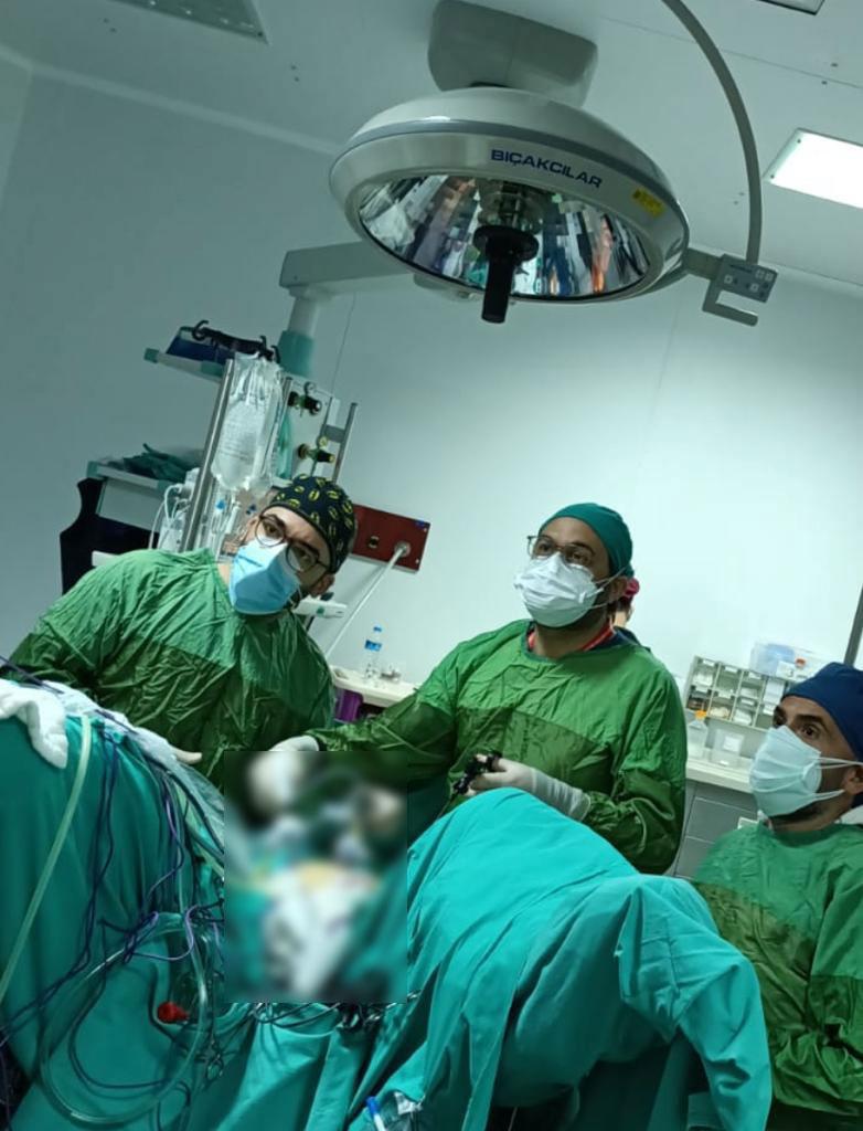 Trabzon'da kanser hastası sağlığına kavuştu! İlk kez yapıldı