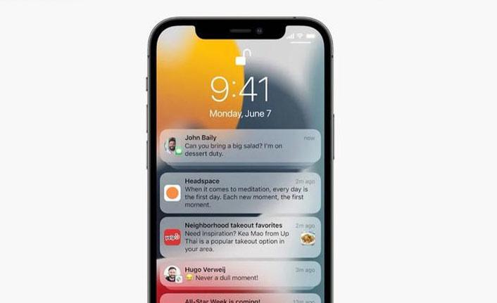iOS 15 tanıtıldı! İşte gelen yenilikler
