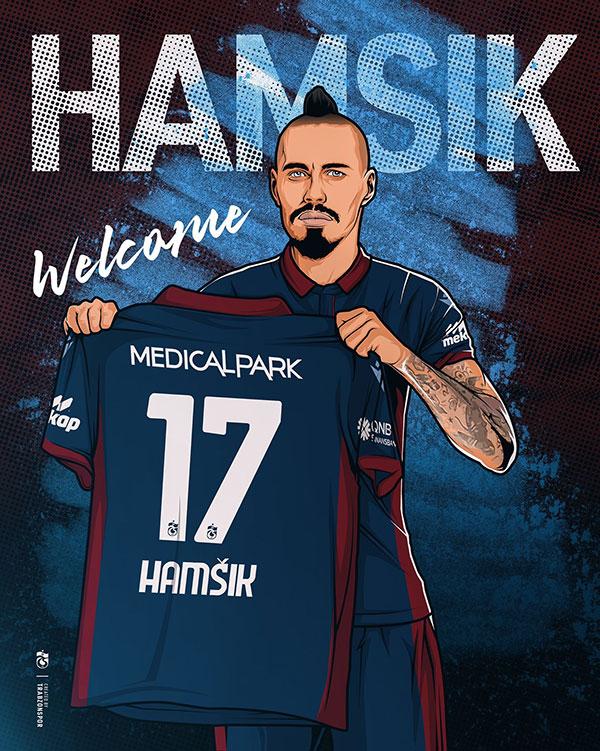 Marek Hamsik 154. yabancı