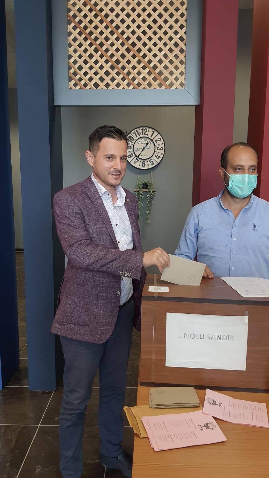 TSYD Trabzon'da yeni yönetim belli oldu