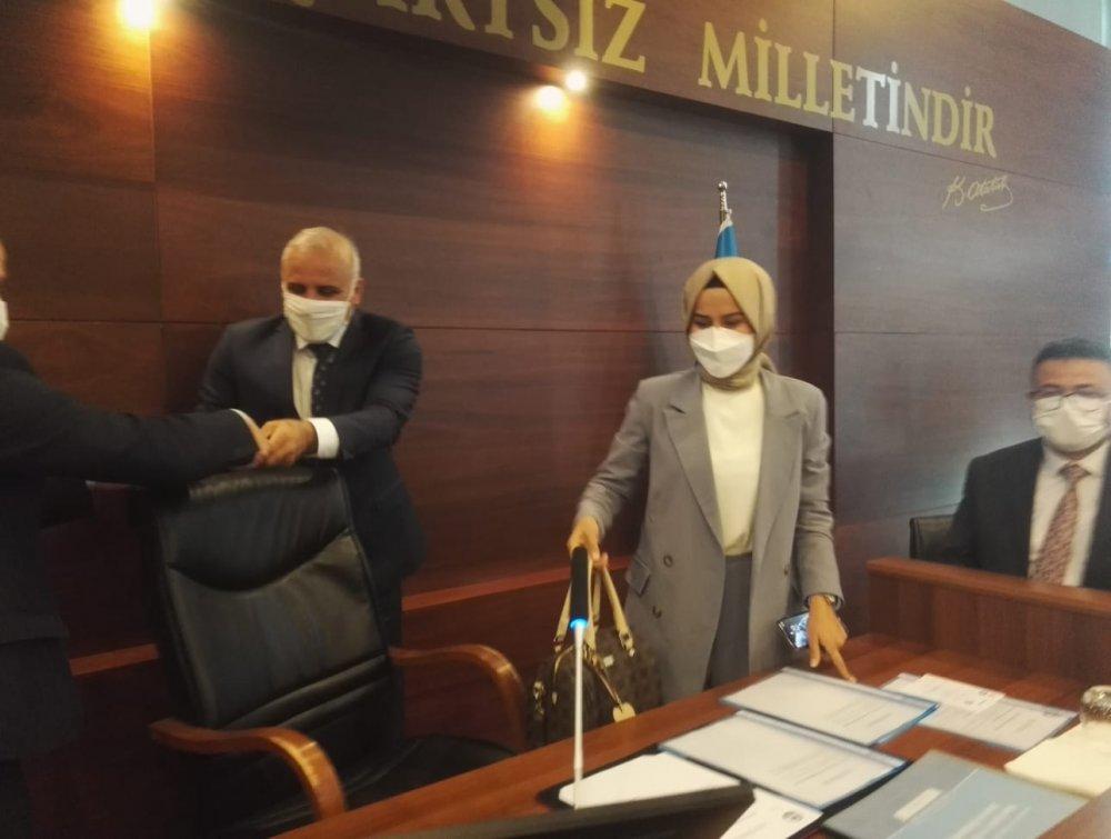 Trabzon Büyükşehir Belediyesi'nde bir ilk yaşandı