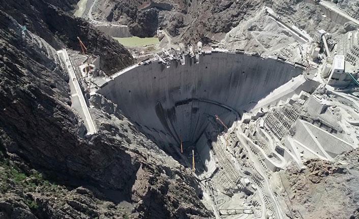 Yusufeli Barajı'ndan ekonomiye 2 milyar TL katkı