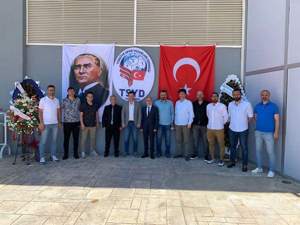 """TÜFAD Trabzon Başkan Adayı Beldüz: """"Gençler yol arkadaşımız, büyükler ise yol gösteren ışığımızdır"""""""