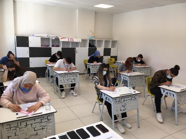 Trabzon Sınav Koleji ve Sınav Kurs Merkezi'nden YKS Provası