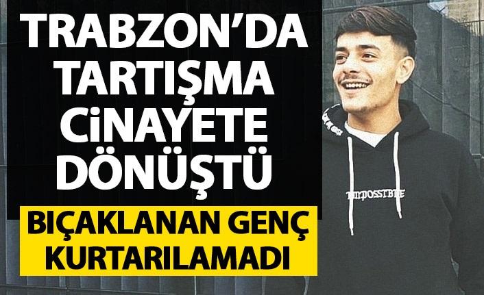 Trabzon'daki cinayette yeni gelişme