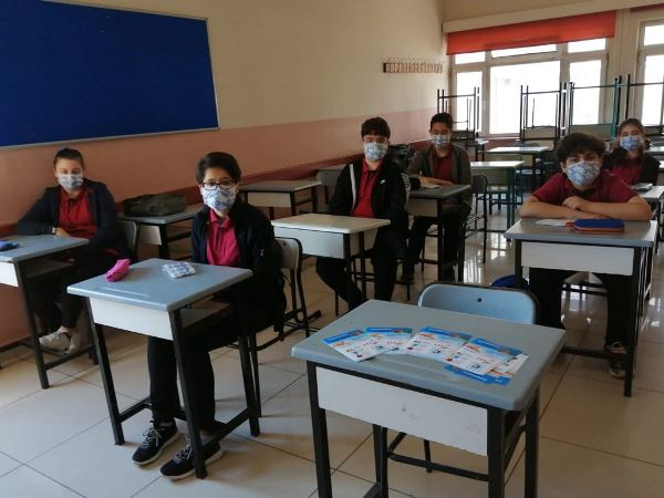 Kanuni Anadolu Lisesi'nden örnek proje