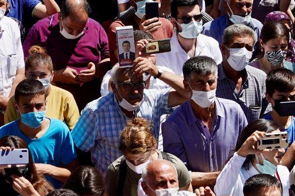İmamoğlu: İnsan ayırmak Türkiye'yi yoruyor