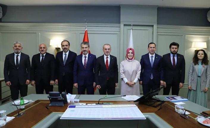 Mumcu: AK Parti'nin oyu Trabzon'da yüzde 5 arttı