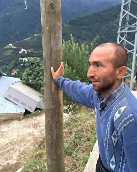 Gümüşhane'de kayıp şahıstan 14 gündür haber alınamıyor