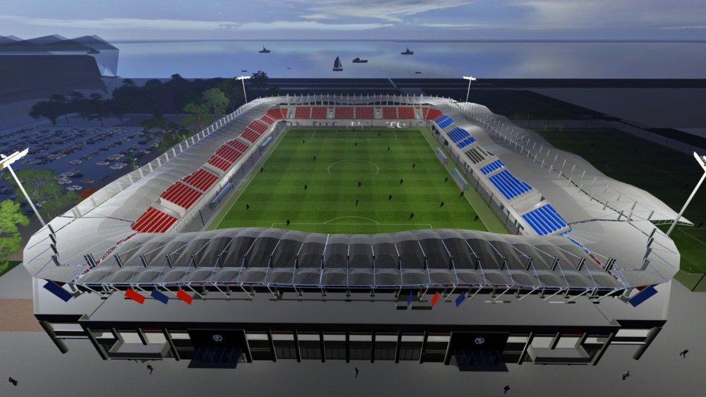 Yavuz Selim Stadına yeni proje