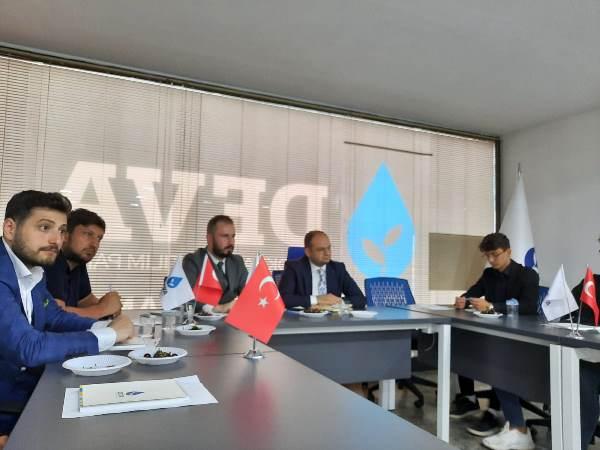 Deva Partisi Trabzon'da Gençlerle Buluştu
