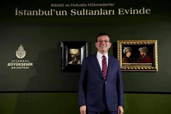 """Fatih ve Kanuni, İBB'de buluştu! """"Fatih ve Kanuni ile ortak noktam; Trabzon"""""""