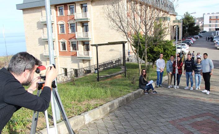 Avrasya Üniversitesi'nde Harita Mühendisliği Yüksek Lisans programı açıldı