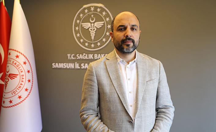 Samsun'da aşı etkisi