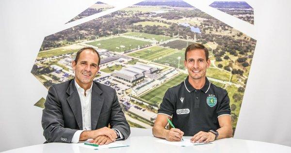 Pereira futbolu bıraktı antrenör oldu!