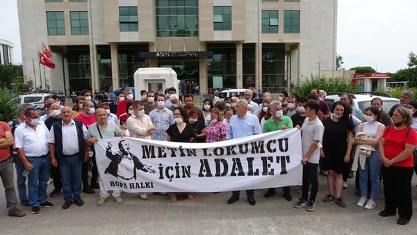Metin Lokumcu'nun ölümü görevsizlik kararı