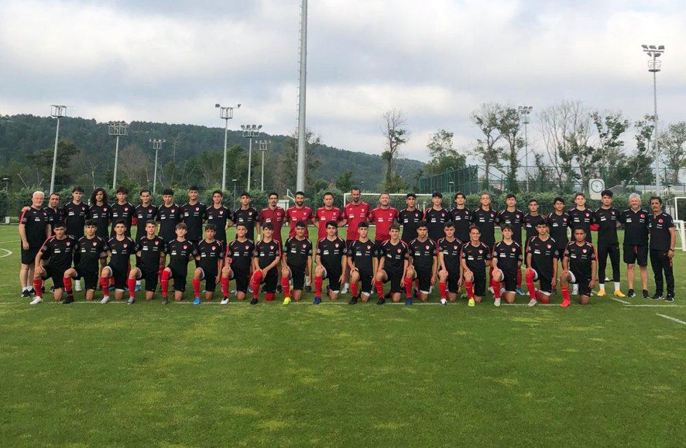 Trabzon'dan 3 futbolcuya milli davet