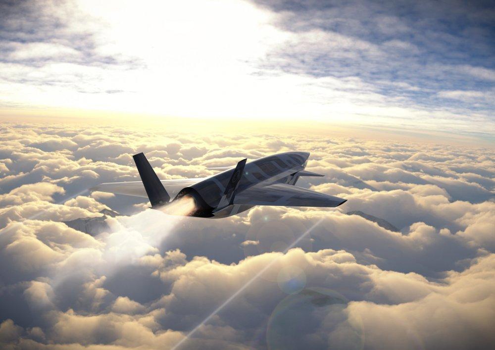 İlk görsel paylaşıldı! Muharip İnsansız Uçak Sistemi