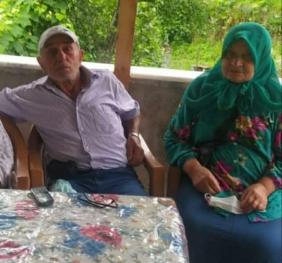 Rize'de AFAD'ın zorlu mücadelesi