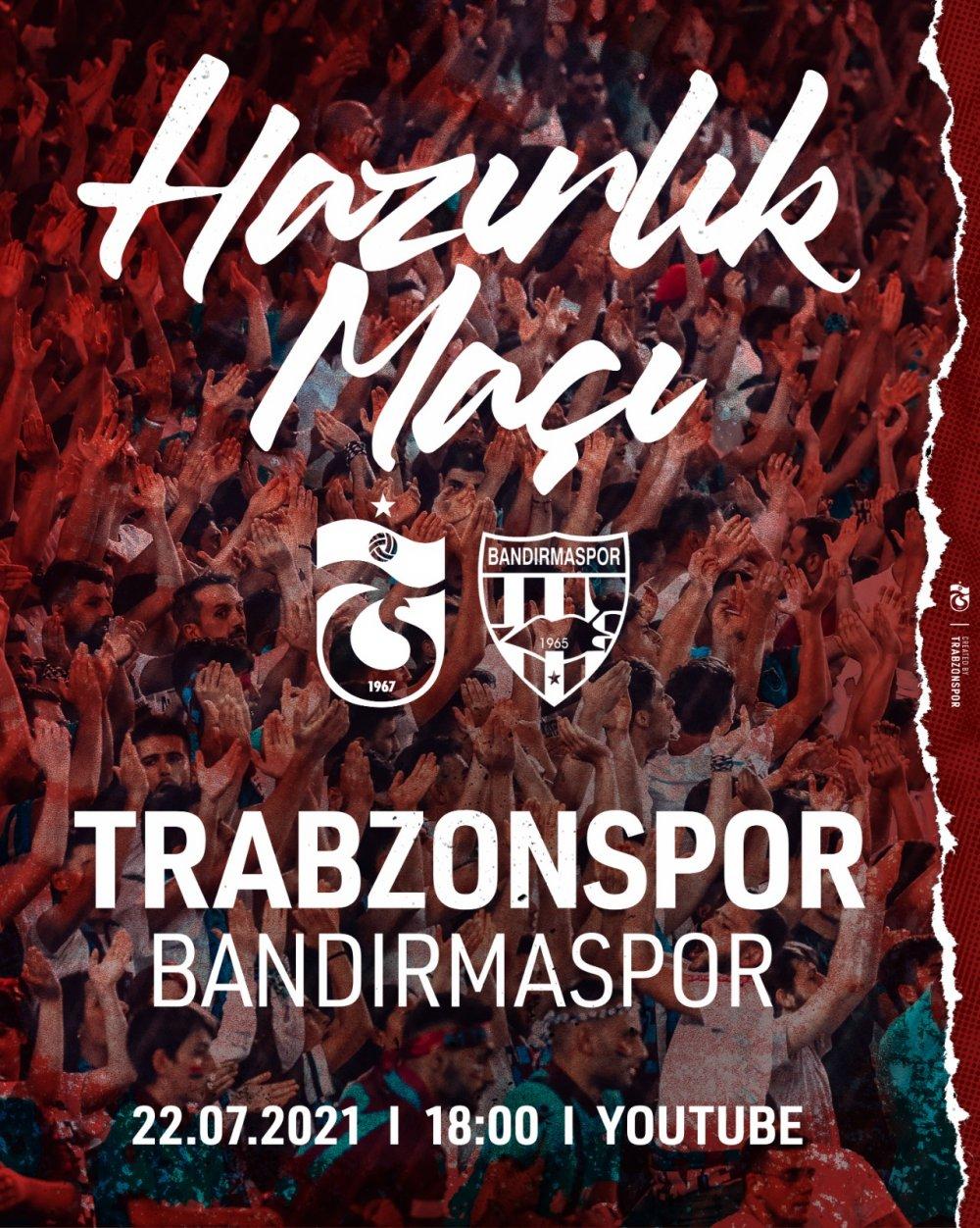Trabzonspor ikinci sınavında