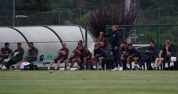 Trabzonspor Başakşehir ile berabere