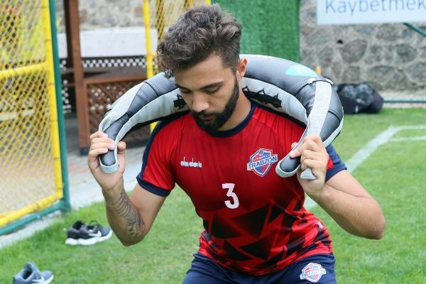 Hekimoğlu Trabzon hazırlıklarına devam ediyor