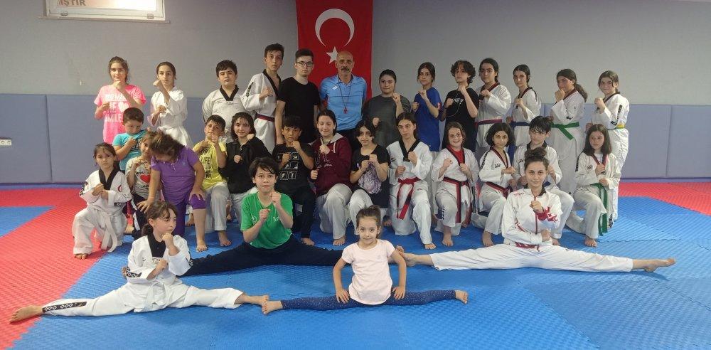 Trabzon'da tesisler cıvıl cıvıl