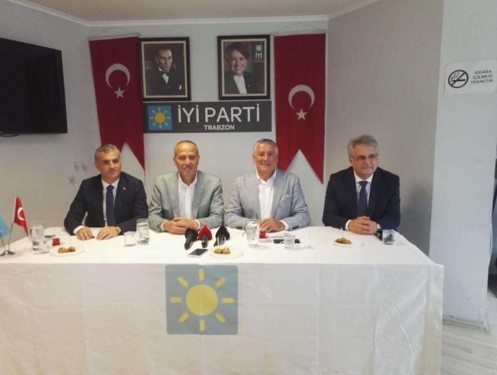 Hüseyin Örs Trabzon'dan sordu! Bakanlığa 8 soru