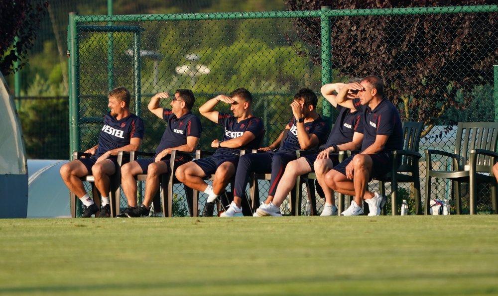 Trabzonspor Kasımpaşa'yı devirdi